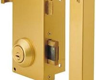 Apertura de puertas: Servicios de Cerrajeros Outeiro