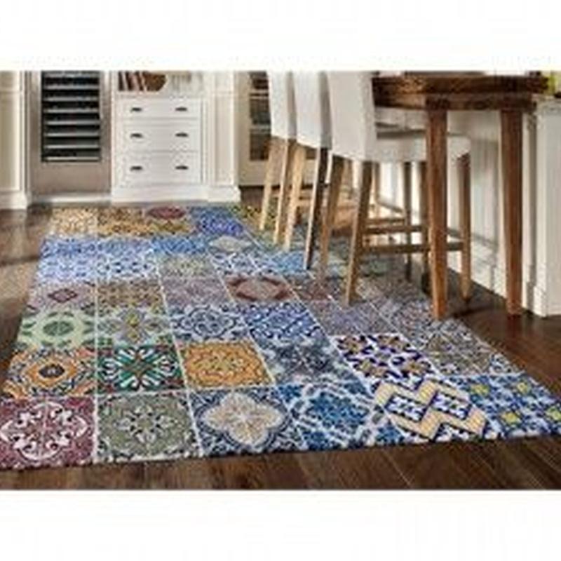 Alfombra modelo Mozaik - Camino A Casa