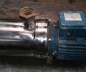 Reparación de electro-bombas horizontales y sumergibles