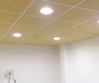 Muebles: Productos de Aislamientos Casle Mérida