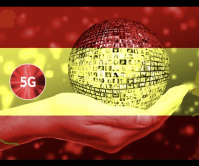 El 5g una realidad y con RUIMORMA instalación de antenas en Plaza de Castilla adaptamos a su necesidad