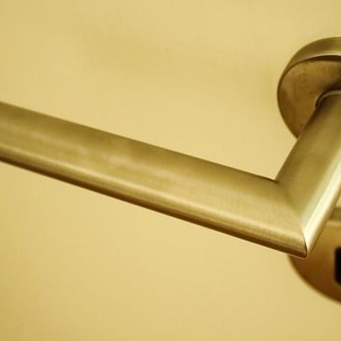 Los tipos de cerraduras existentes