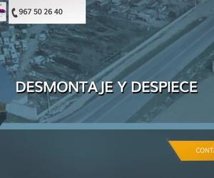 Desguaces y chatarras en Albacete | Desguaces Clemente, antiguedades, desguaces albacete, chatarras albacete, compra de metales albacete
