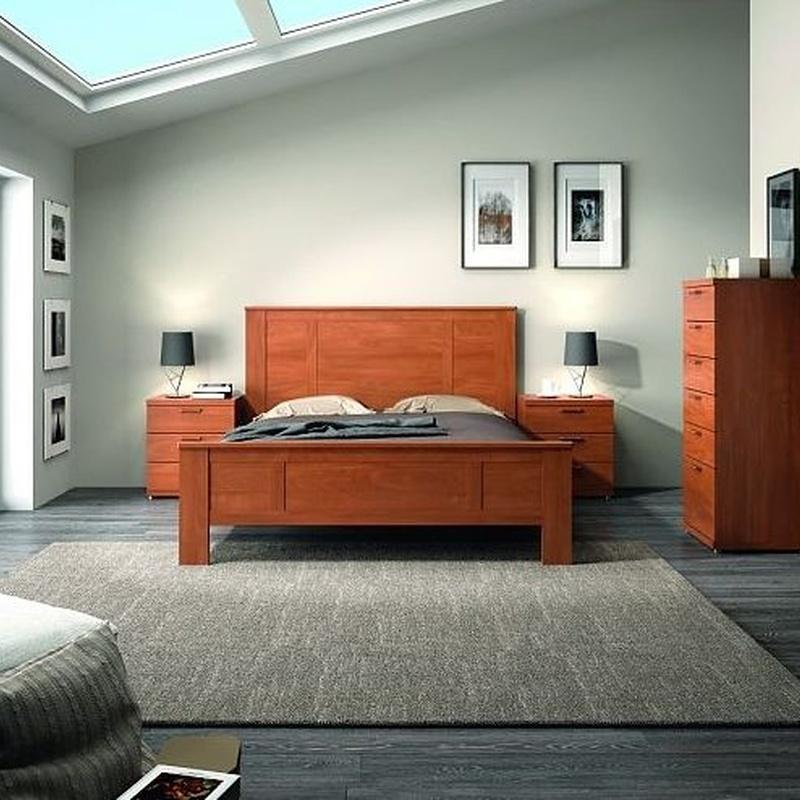 Dormitorio de matrimonio DELTA: Catálogos de muebles de Muebles Salvador