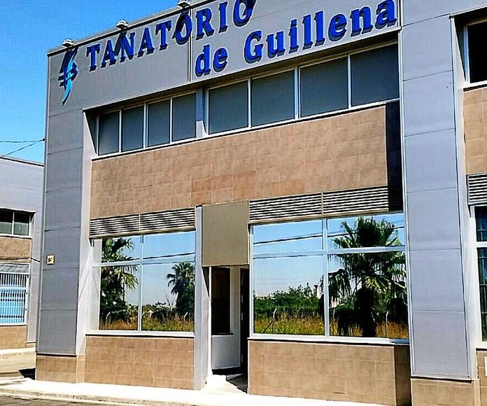 Tanatorio de Guillena: Servicios  of Fuascen Servicios Funerarios