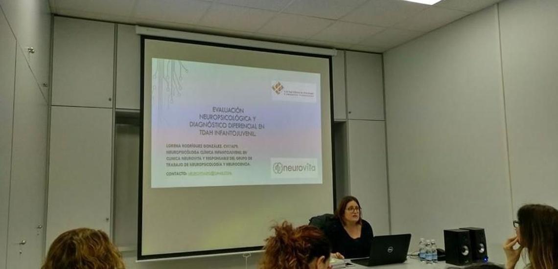 Consulta de neuropsicología para TDH infantil en Valencia