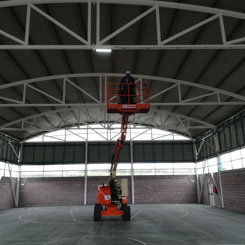 Iluminación led: Servicios de Tem Rufer Instalaciones Eléctricas