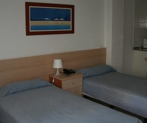Estudio con habitación doble en Murcia