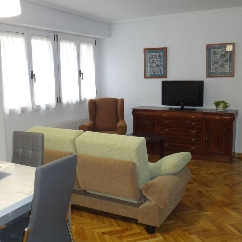 Doctor Cerrada, piso en alquiler, 2 dormitorios, amueblado:  de Fincas Goya