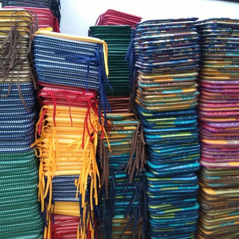 Rellenos de fibra