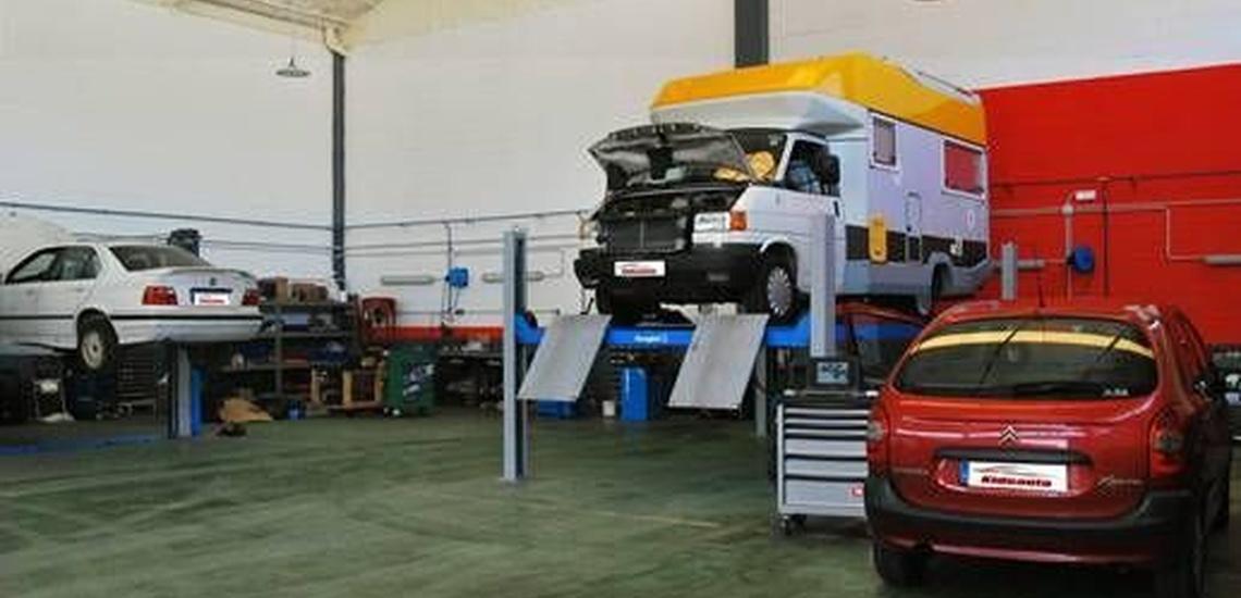 Trabajos de diagnosis de vehículos en Astigarraga