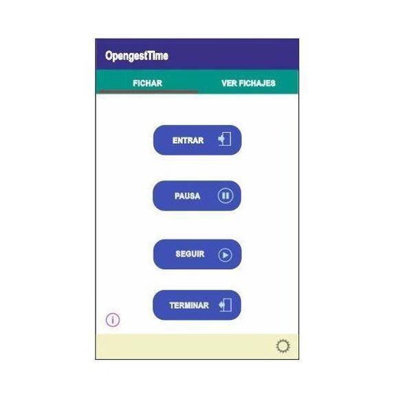 Control fichajes empleados: Softwares de gestión de Opengest