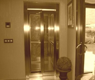 Puertas cortafuegos: Catálogo de MPS Ascensores