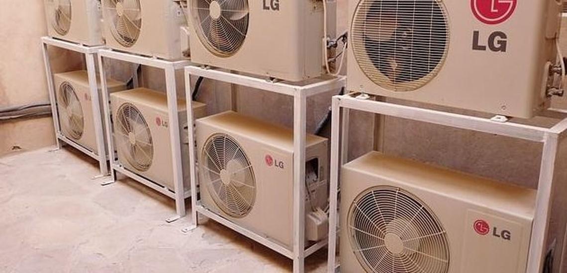 Instalación de aire acondicionado y frío industrial en Gijón