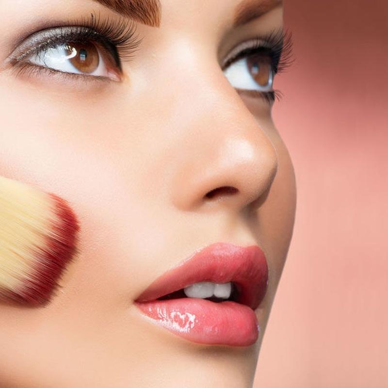 curso individual de auto-maquillaje en valdemoro