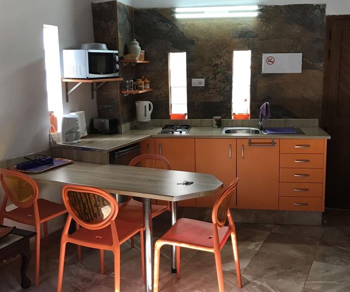 Casas para 4 personas: Servicios de Casa Elisa Canarias