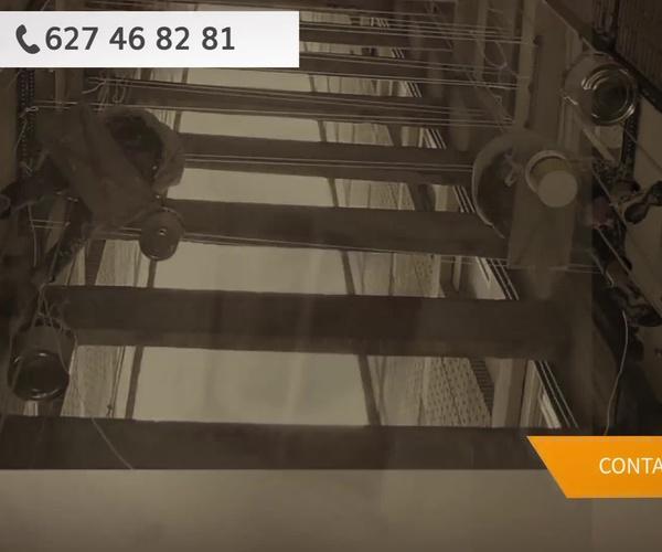Precios por trabajos verticales y de altura en Madrid | Alman