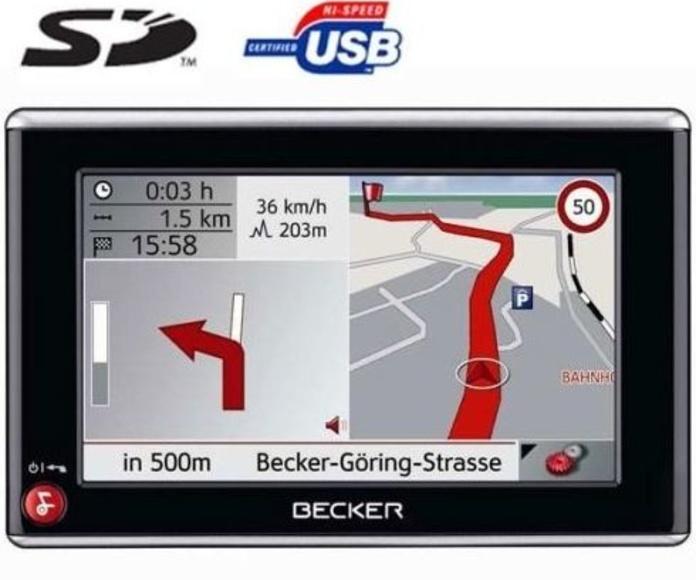 GPS Portail, para coche, moto, camión o caravana.