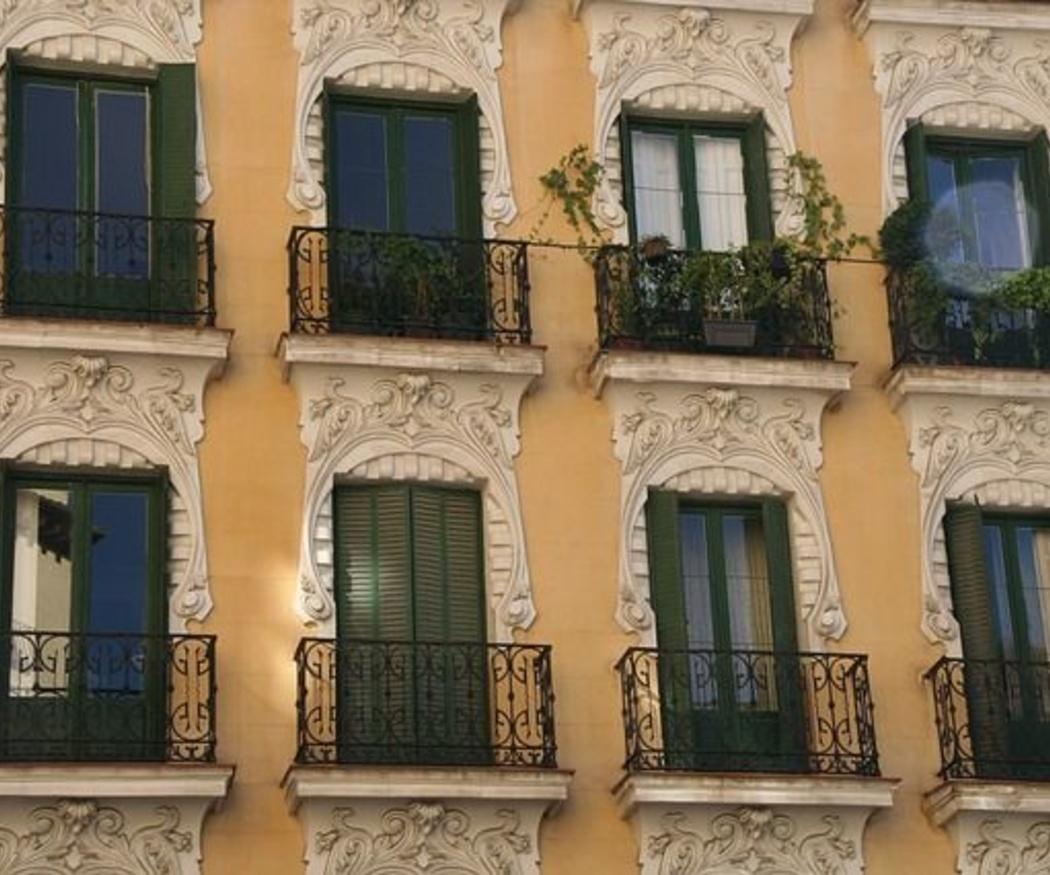 5 rincones mágicos el centro de Madrid