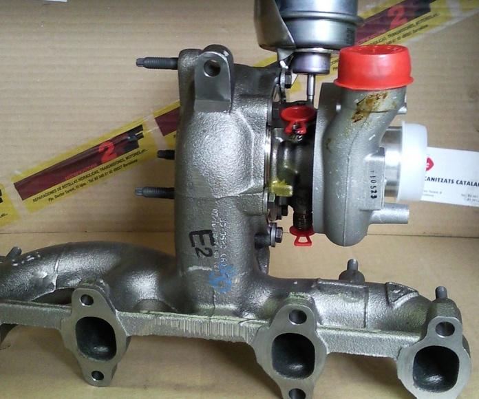 Disponemos de turbos nuevos al mejor precio.