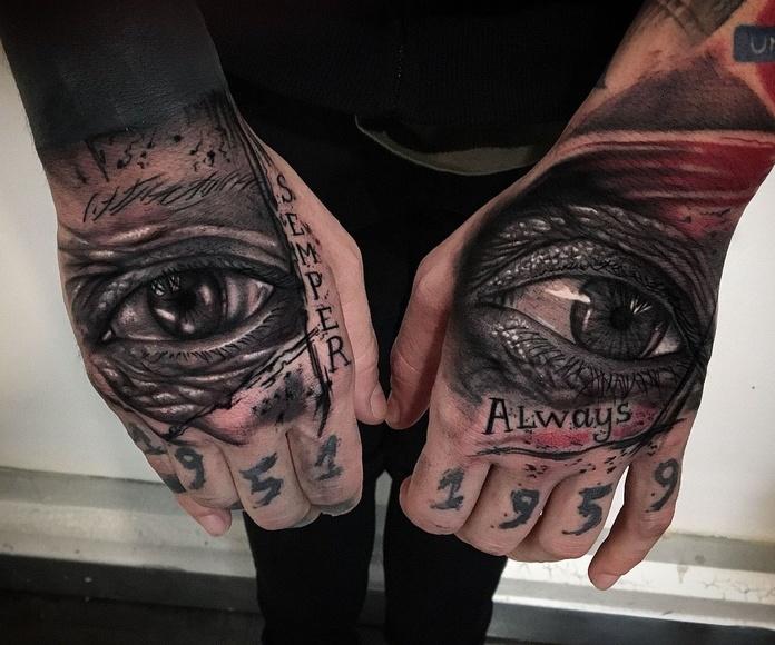 Tatuajes personalizados en Barcelona