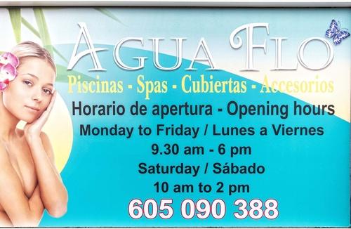 Empresa de piscinas, spas, cubiertas y accesorios en Los Montesinos