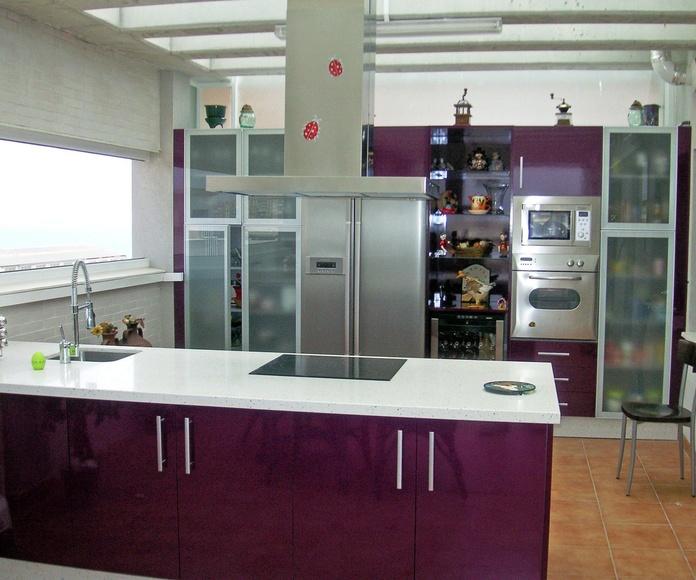 Cocinas: Servicios de Mar Jiménez Diseño de Cocinas