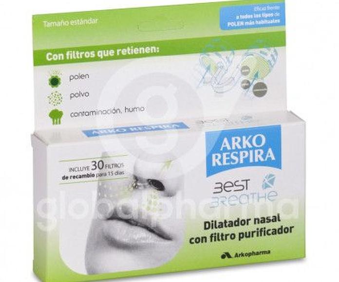 Botiquín: Nuestros productos de Farmacia Bueno Becerra