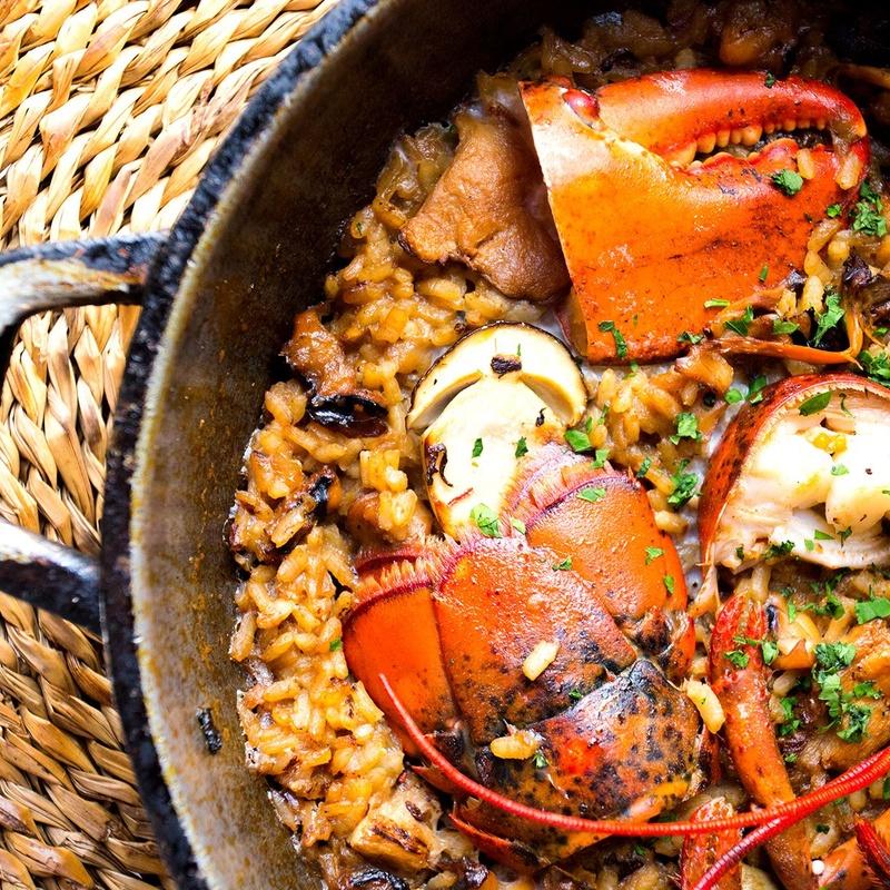 Especialidades: Nuestros platos de Restaurant Can Pineda