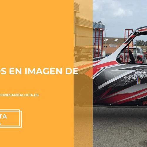 Rotulación de vehículos en Cádiz | Gothic Rotulaciones