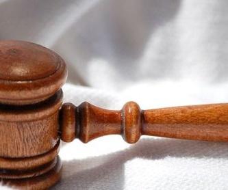 Desahucios: Servicios  de Agote Abogados