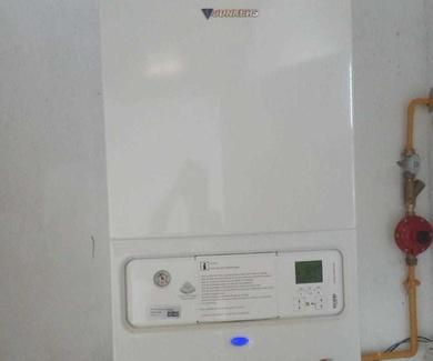 Instalación de calefacción Fuerteventura