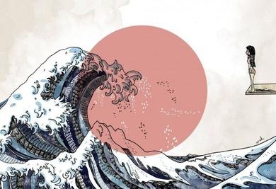 La metáfora de las olas: ¿Cómo controlar las emociones negativas antes de que te controlen a ti?