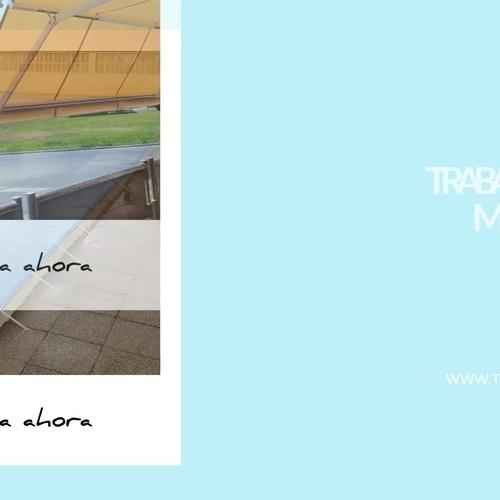 Capotas y toldos en Ibiza | Toldos Merino