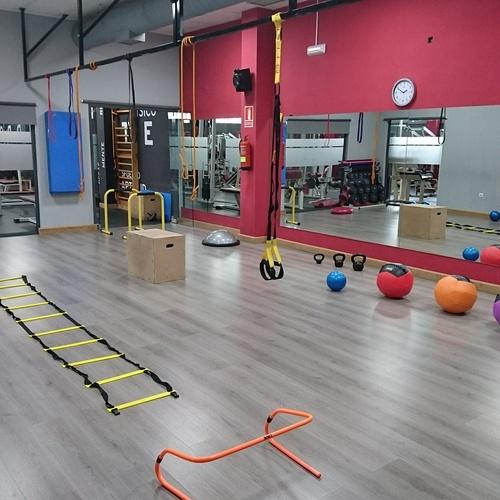 Sala de musculación en Ordes | Centro Deportivo Luar