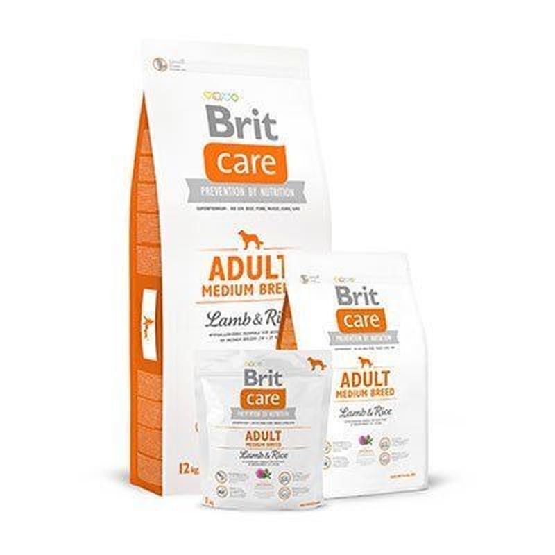 Brit care medium  cordero y arroz: Para tu mascota de New Art Can