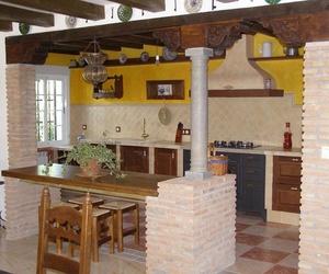 Cocinas rústicas en Granada
