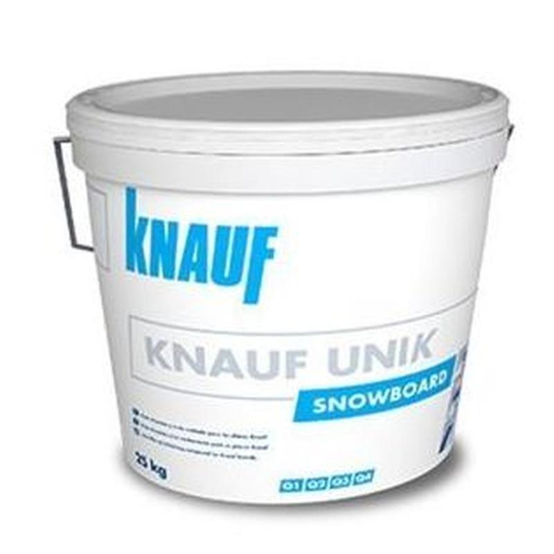 Pasta de juntas Unik Snowboard: Productos de Bularplac