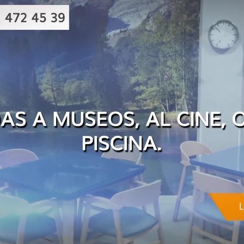 Centros de día en Madrid | Centro de Día para Mayores Doctor Espina