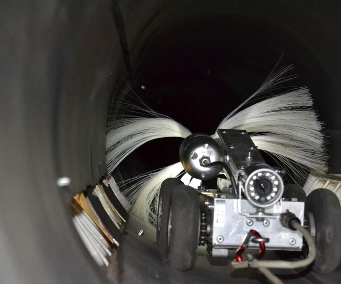 Inspección de conductos de climatización: Qué hacemos de Más Actual y Avanzado