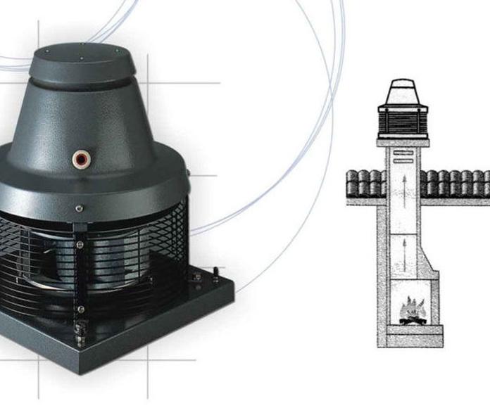 Aspiradores de humos: Productos de Solnor