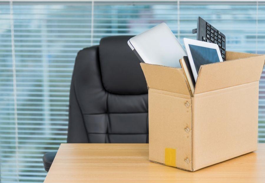 Organizarse para hacer una mudanza de oficina