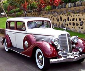 Antiguos - Buick 1934