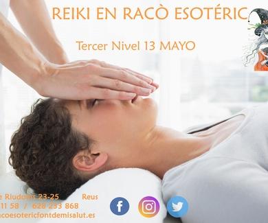 Curso de Reiki en Raco Esoteric (en REUS)