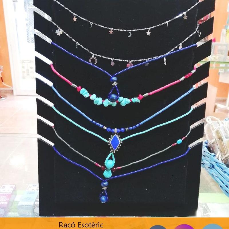 Collares: Cursos y productos de Racó Esoteric Font de mi Salut