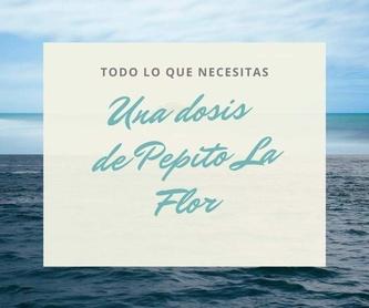 MENÚ INFANTIL: Nuestra carta de Restaurante Pepito La Flor