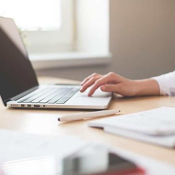 Crear tu oficina en casa