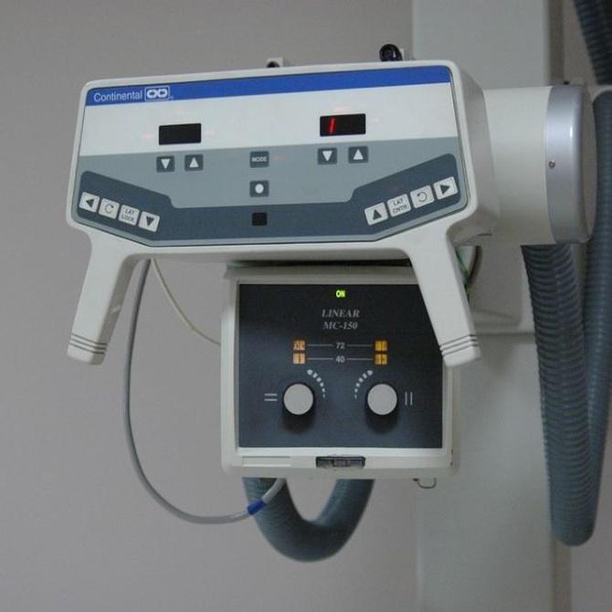 La seguridad y los rayos X
