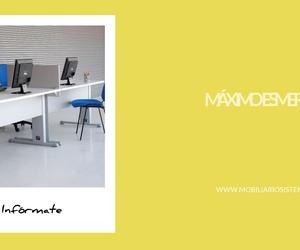 Muebles de oficina en Madrid centro | Sistemas DIM
