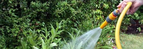 Sistemas de rega para xardíns en Cangas